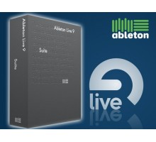 ABLETON AB-SUITE9 Ableton Live 9 Suite (now includes Max4Live)