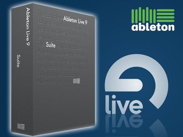 ableton live 9 full