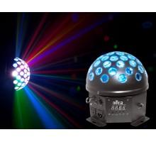 Chauvet HEMISPHERE51 Hemisphere 5.1 RGBWA rotating LED ball