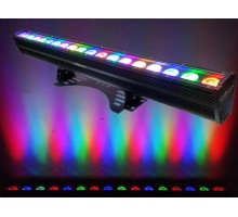 Light Emotion LEDBAR1803 LED Bar Outdoor IP65 1m Wash Light 18 x 3w RGB 3-in-1 LEDs