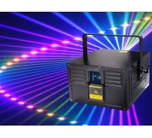 Light Emotion Professional LEL3RGB 3W RGB animation laser
