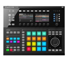 Native Instruments NI-MSCHSTUDBK NATIVE INSTRUMENTS MASCHINE STUDIO (BLACK)