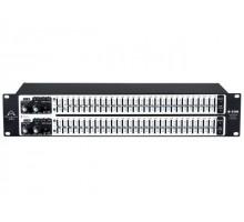 Wharfedale Q230 2 x 30 channel equaliser