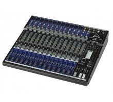 Wharfedale SL1224USB 12 Channel Studio / Live USB Mixing Desk