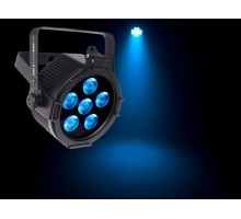 Chauvet SLIMQUAD6 Low Profile 6 x 4-in-1 RGBA 3W LED fixture