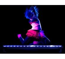 Chauvet SLIMSTRIPUV18 1m UV LED Strip with 18 x 3W UV LEDs