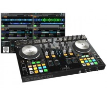 Native Instruments NI-KNTRLS4MK2 NATIVE INSTRUMENTS TRAKTOR KONTROL S4 MK2