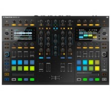 Native Instruments TRAKTOR KONTROL S8 Traktor Kontrol S8 All-In-One 4-Channel DJ System