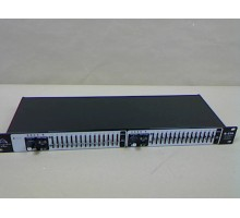 Condition: Ex Demo - Wharfedale 2 x 15 channel equaliser - Clearance Item