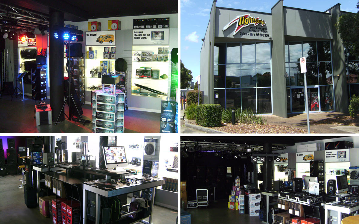 Lightsounds & Djstore Kingsgrove | Production Gear And Event