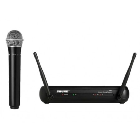 shure blx24sm58 blx24 sm58 wireless mic system. Black Bedroom Furniture Sets. Home Design Ideas
