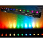 Chauvet CBANDPIXM Colorband PIX Motion - 1m Moving LED Bar with 12 x 3W 3-in-1 RGB LED and DMX