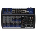 Wharfedale CONNECT1002FX The Pro Connect 1002 FX is a high quality micro-mixer, suitable for a wide range of applications.
