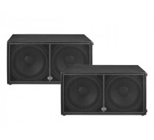 Wharfedale DELTA218BP Pair of DELTA218B's package: 2 x DELTA218B