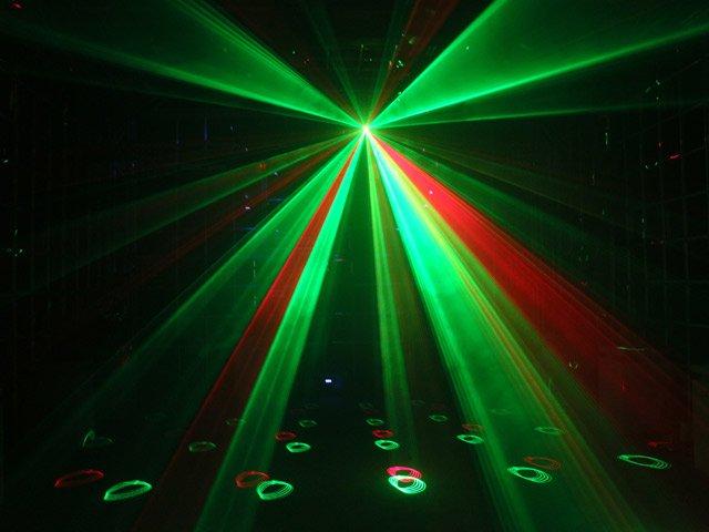 Light Emotion DERBY3 3-in-1 Lighting Effect: Derby, LED
