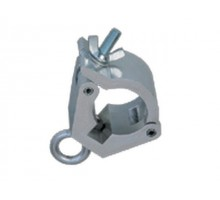 SoundKing DRA013 Clamp supplied with steel eye for rope or cable attachment for 50mm coupler half coupler 200 kg