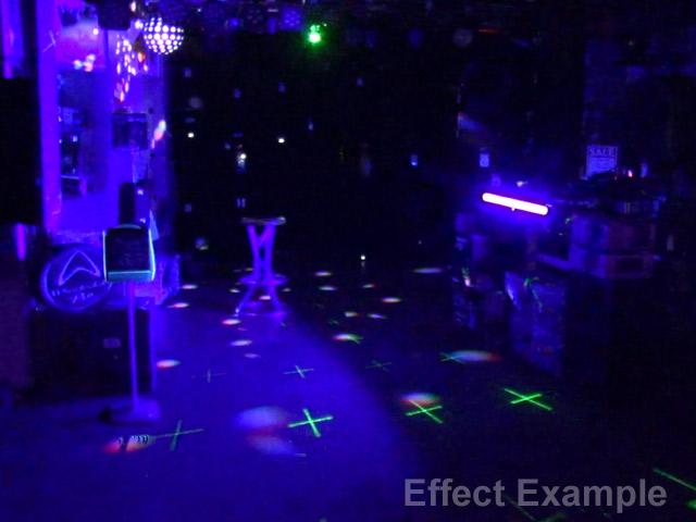Light Emotion ENT1 Disco Light Pack 1 package: 2 x DERBY2, 1 x