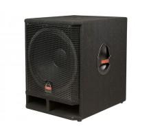"Wharfedale EVPX15B 15"" EVP carpeted sub box Continuous 400W / Music 800W / Peak 1600W power handling"
