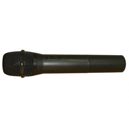 Wharfedale EZGOMIC Handheld wireless microphone for EZGO 644-665MHz (B - second channel)