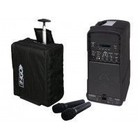 Wharfedale EZGOW2 EZGO Package with two wireless hand held mics