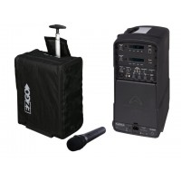 Wharfedale EZGOWU1 EZGO Package with one wireless hand held mic and USB player