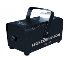 Light Emotion F400 400w Party Fogger