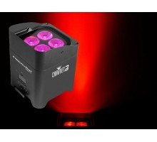 Chauvet FREEDOMHEX4 Battery Powered Portable par can - 4 x 6-in-1 RGBAWUV LEDs