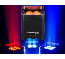 Chauvet FREEDOMQUAD4 Battery Powered Portable par can - 4 x 4-in-1 RGBA LEDs