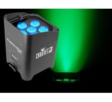 Chauvet FREEDOMTRI6 Battery Powered Portable par can - 6 x 3-in-1 RGB LEDs