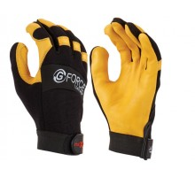 Maxisafe GML158-11 G-Force Leather Glove with Leather Palm size XL - Pair