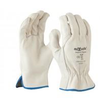 Maxisafe GRP141 Premium Beige Rigger Glove size 2XL - Pair