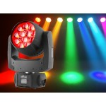 Chauvet INT450W Intimidator Wash Zoom 450 IRC - 12x15 W quad-color RGBW LEDs