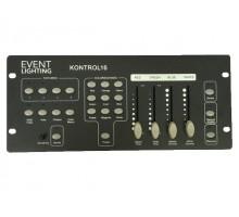 Event Lighting KONTROL16 4 x RGBW fixture controller