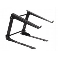 "JB Systems Audio LAPSJB Universal laptop stand, perfect for the ""digital"" DJ"