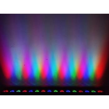 Light Emotion LEDBAR1803 LED Bar Outdoor IP65 1m Wash Light 18 x 3w RGB 3-in-1 LEDs