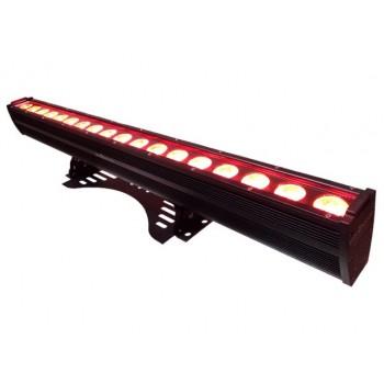 Light Emotion LEDBAR1812 LED Bar Outdoor IP65 1m Wash Light 18 x 12w RGBWAUV 6-in-1 LEDs
