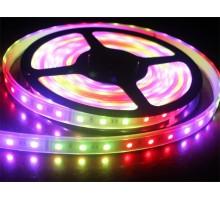 Light Emotion LEDTAPE60RGB 5m Roll - RGB Waterproof LED Strip Light, 60 LEDs/metre.