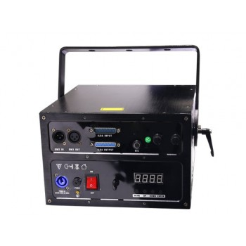 Light Emotion Professional LEL3RGB 3W RGB animation laser