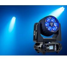 Event Lighting LM6X15 6x15 W LED RGBW Zoom Wash Moving Head