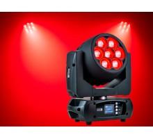 Event Lighting LM7X30 7x 30 W LED RGBW Zoom Wash Moving Head
