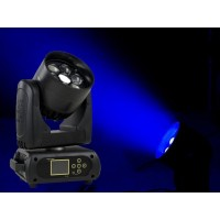 Event Lighting M7W15RGBW Moving head zoom wash with 7 x 15W RGBW LEDs pixel control 6-60 degree zoom