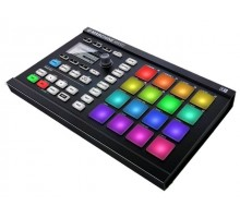 Native Instruments NI-MMIKROMK2 NATIVE INSTRUMENTS MASCHINE MIKRO MK2 BLACK GROOVE STUDIO
