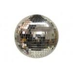 "Light Emotion MB04 Mirror Ball 4"" clear (classic) 10cm"