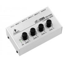 Behringer MX400 Micromix 4 Ch mixer