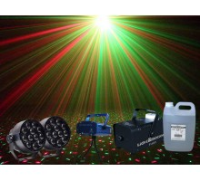 Light Emotion N182 A Vivid Little Show Package: 2 x vivid0312, 1 x mlrg, 1 x f400, 1 x fog5h, 1 x fcmcml1