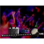 Light Emotion N184 Instant Mini Light Show! Package: 1 x miniderby, 1 x stroba, 1 x mlrg, 1 x uvbar