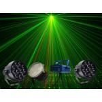 Light Emotion N187 The Little Party package: 1 x MLRG, 1 x VIVID0312, 1 x VIVIDUV, 1 x STROBA