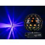 Event Lighting NITROBALL Spherical rotating effect light - 5x8W RGBW LED