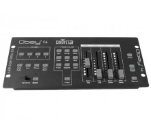 Chauvet OBEY4 Basic controller for RGBW and RGBA fixtures, also has RGB mode