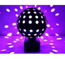 ORBE 30CM LED Rotating LED Ball RGBW